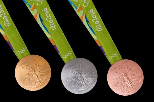 08/06/2016. Medallas olímpicas de Río 2016. Foto: brasil2016.gov.br