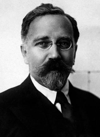 Lev Borísovich Kámenev. Foto: Wikimedia Commons.
